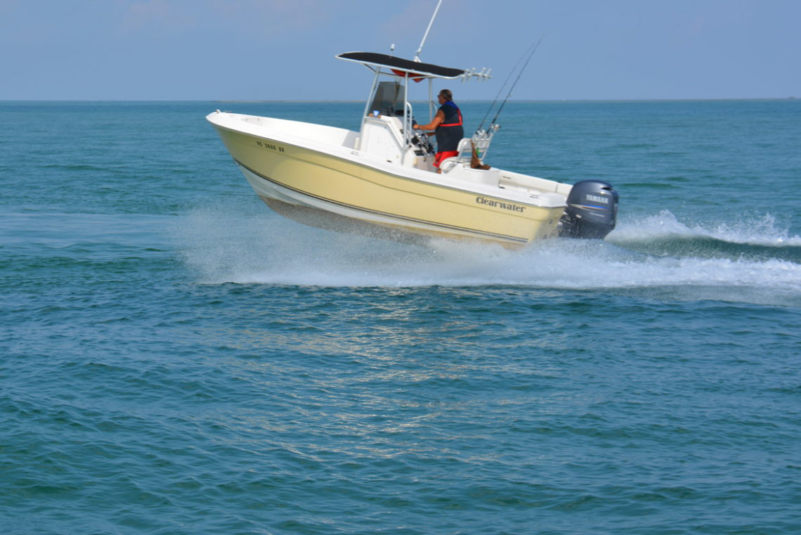 Ocracoke Fishing Guide