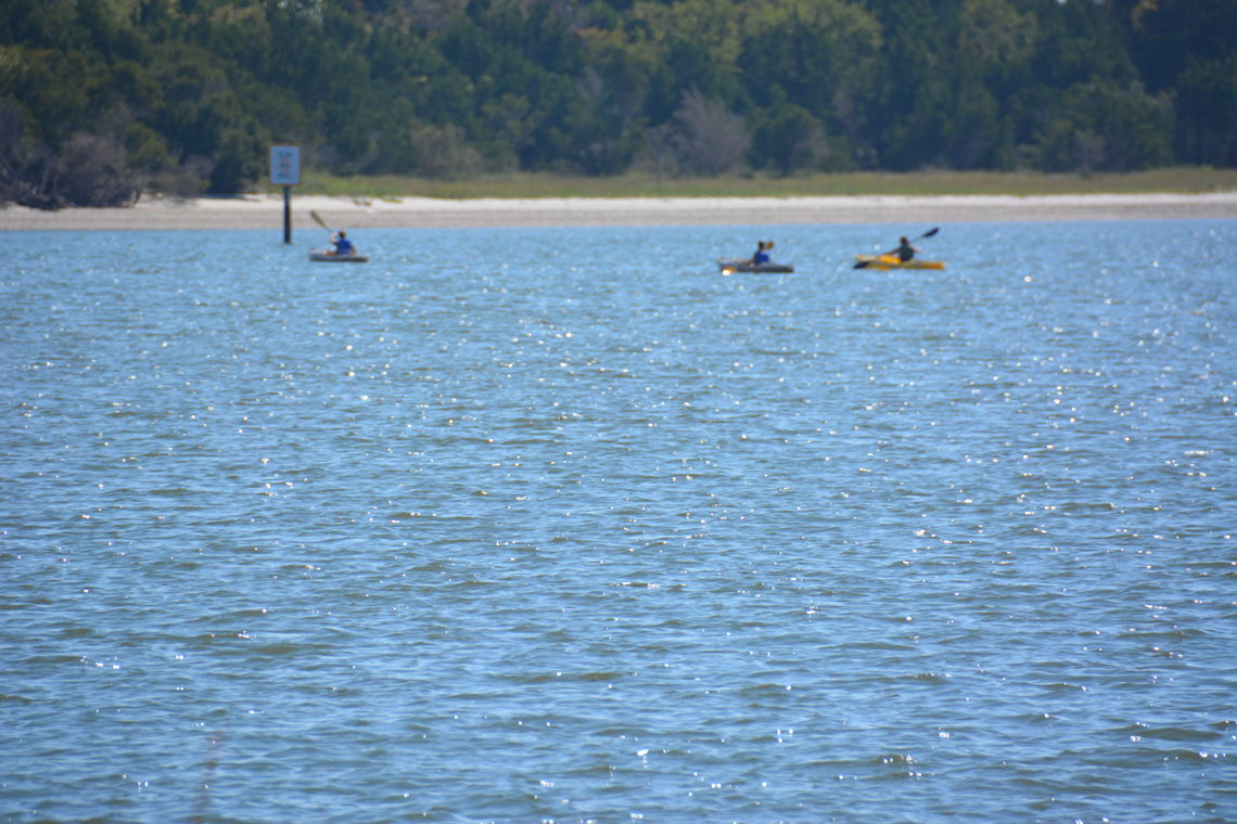 Beaufort, NC Kayaking