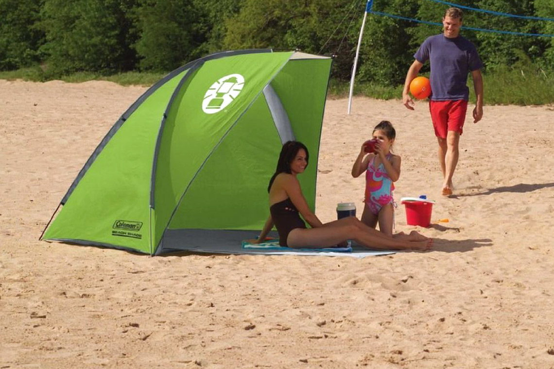 Best Beach Umbrellas & Canopies 2018